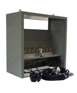PURE-FACTORY-CO2-GENERATOR-LP-8-BURNERS-front-side